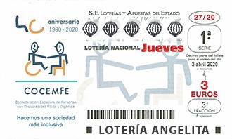 Lotería Nacional Sorteo Del Jueves Información Del Sorteo Nº 27 Del 25 De Junio Del 2020